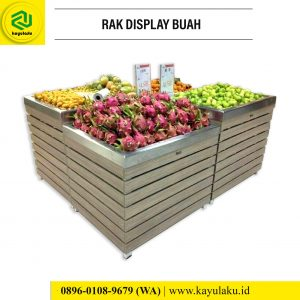 Rak Display Buah